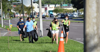 Roadway Cleanup – Countryway Blvd